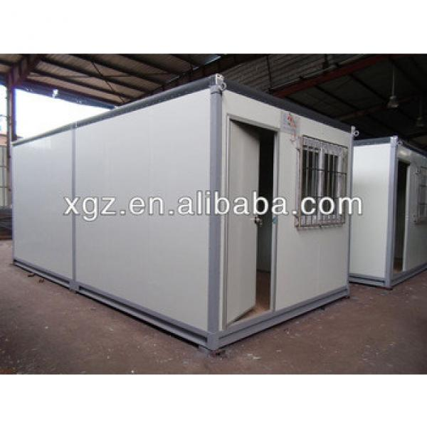 CE,ISO,SGS certified 10 feet sandwich panel container house #1 image