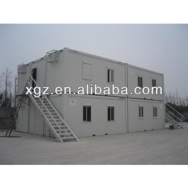 20 feet two-storey sandwich panel container house #1 image