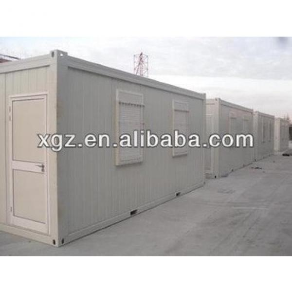 Low cost sandwich panel container house for living #1 image