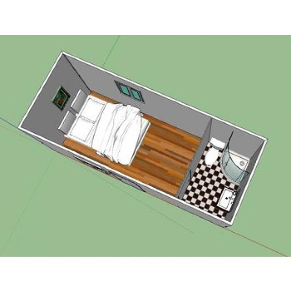 20ft flat pack container homes #1 image