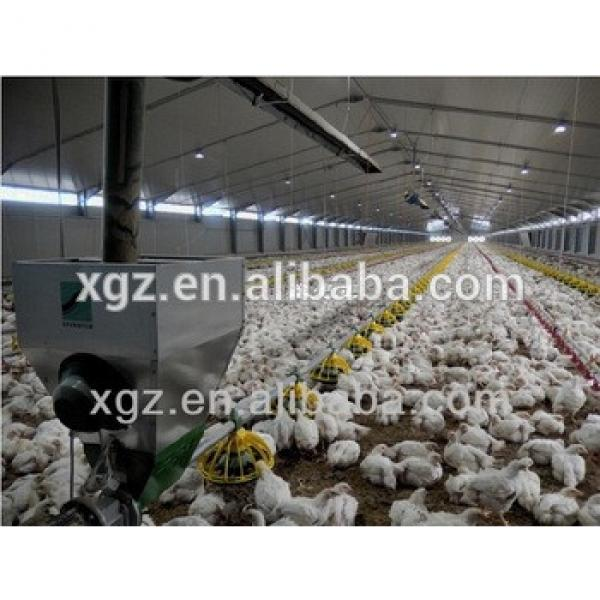 Light Steel Structure Poultry Farm House /Chicken Shed In Africa countries #1 image