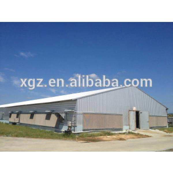 Poultry Chicken Farm Building House #1 image