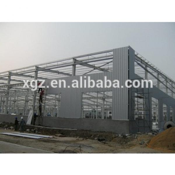Steel Frame Prefabricated Warehouse/Workshop For Rent #1 image