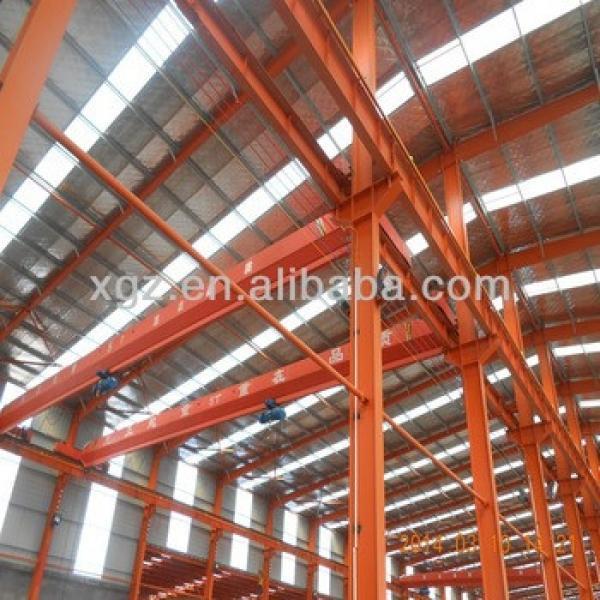 Modern Steel framed industrial building #1 image
