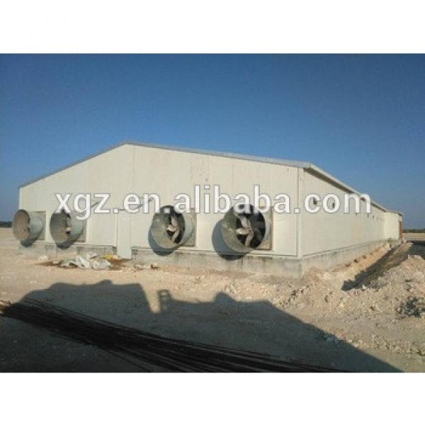Large-scale automatic poultry farm design for chicken #1 image