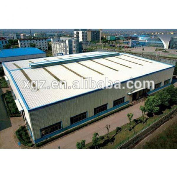 Modern Design Low Cost Pre-engineering Steel Structure Building #1 image