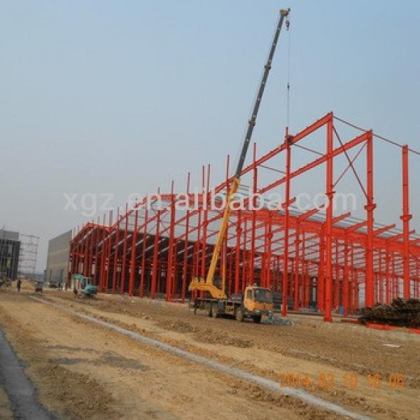 Wide Span Steel Building Made In China #1 image