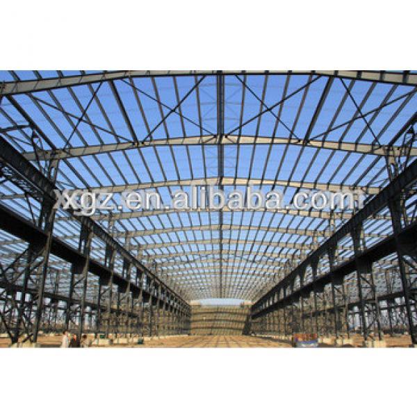 Prefabricated Light Steel Truss Frame Warehouse #1 image