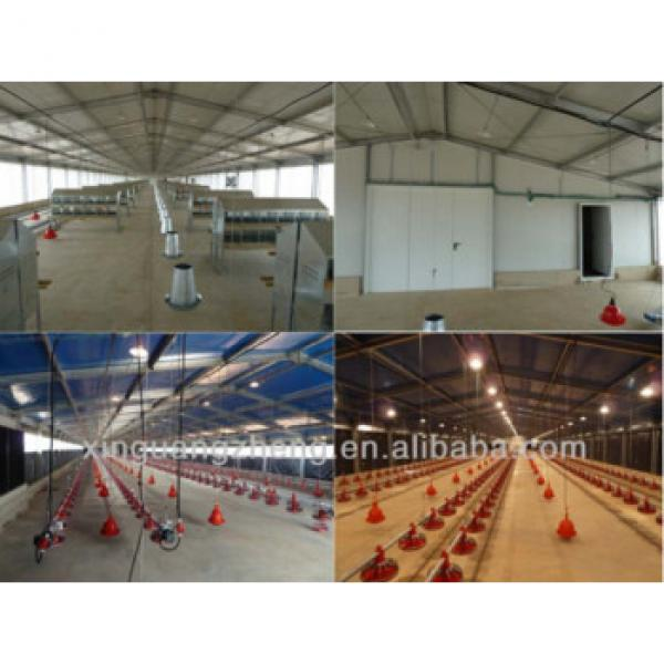 Light steel structure Chicken house for sale #1 image