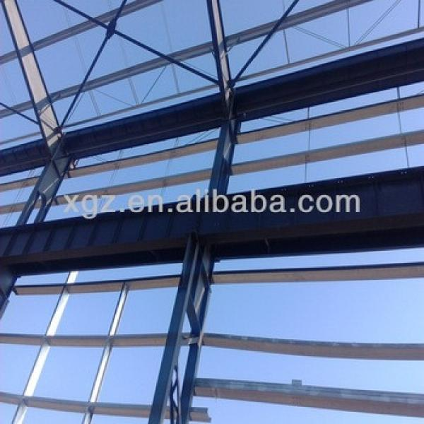 China cheap steel structure frame construction #1 image