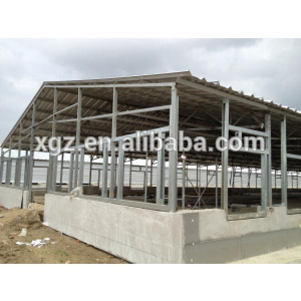 Chian steel structure chicken farm #1 image