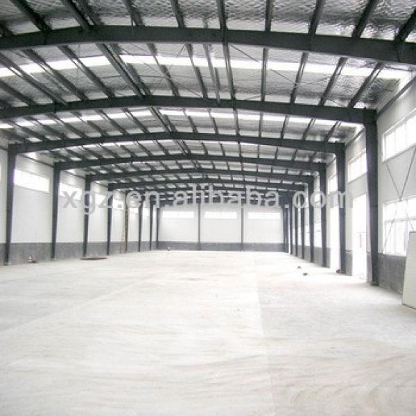 warehouse workshop steel construction #1 image