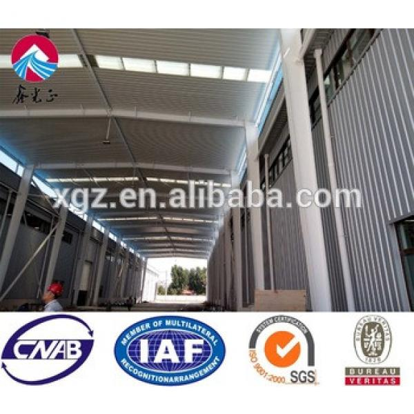 Steel Structure Prefabricated Sheds And Workshops Construction #1 image