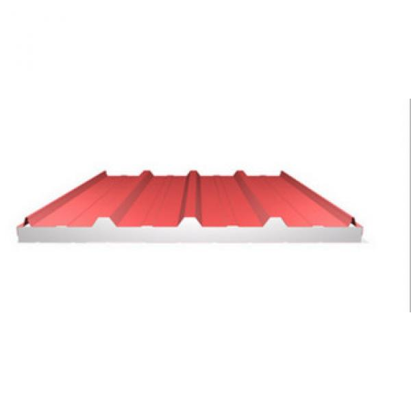 EPS Sandwich panel for steel building #1 image