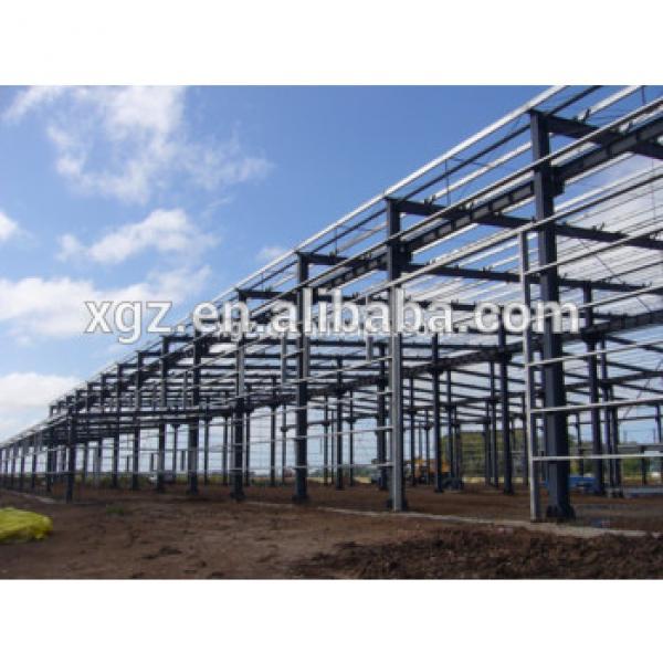 Prefabricated steel modular warehouse #1 image