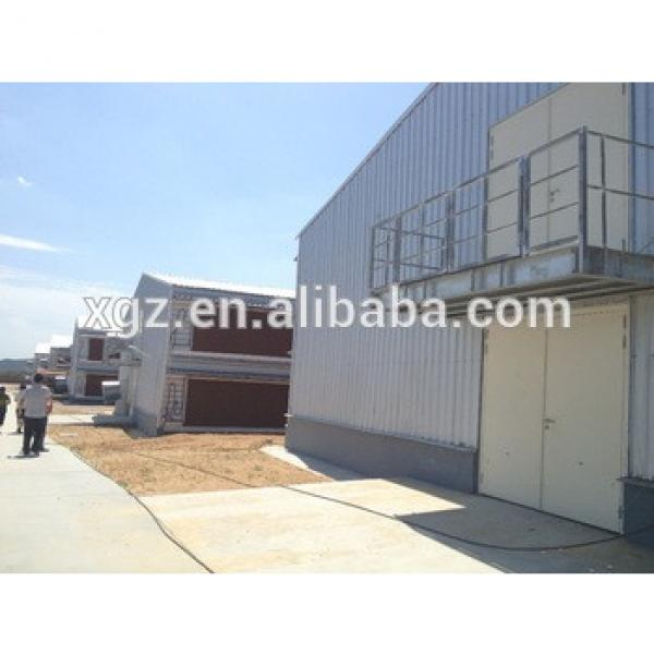 Thermal insulation poultry farm house design #1 image