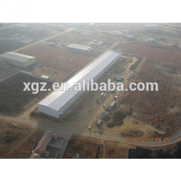 Low Cost Light Steel Prefabricated Building For Sale #1 image