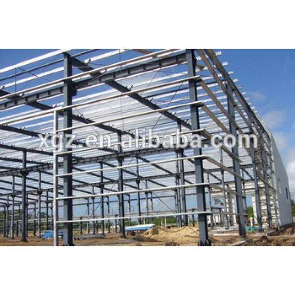 lower cost prefabricated warehouse building #1 image