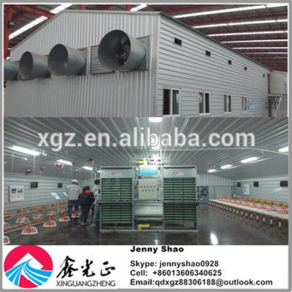 High Quality Best Price Automatic Design Layer Chicken Cages For Kenya Poultry Farm #1 image