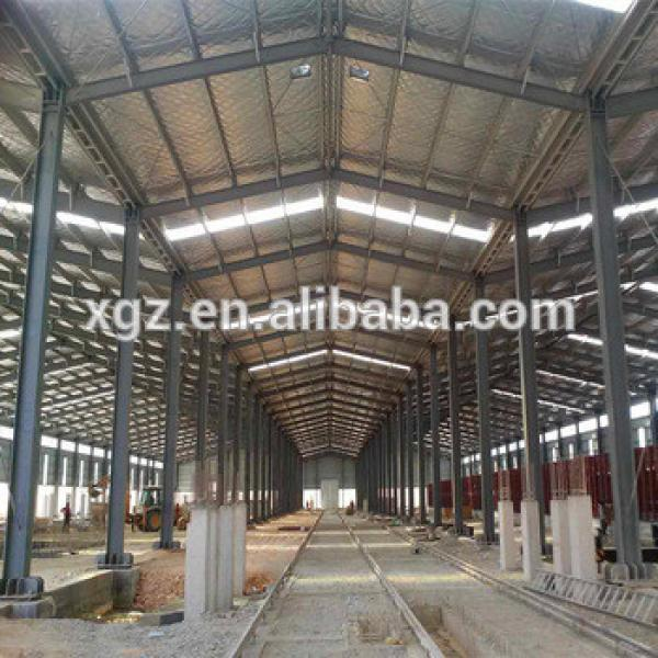 Construction Design Refabricated Steel Processing Plant #1 image