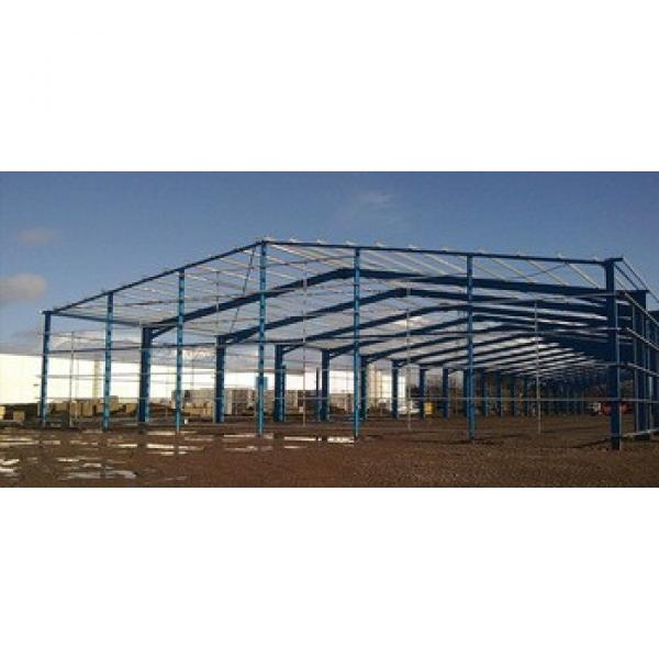 Workshop warehouse steel building #1 image