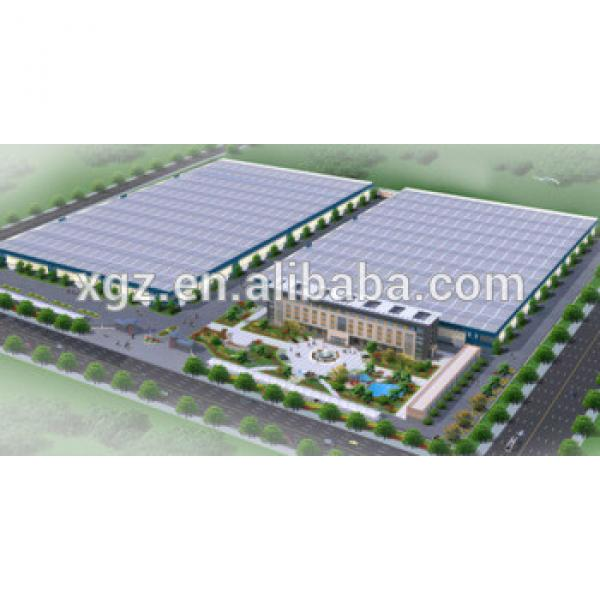 prefab steel structure factory #1 image