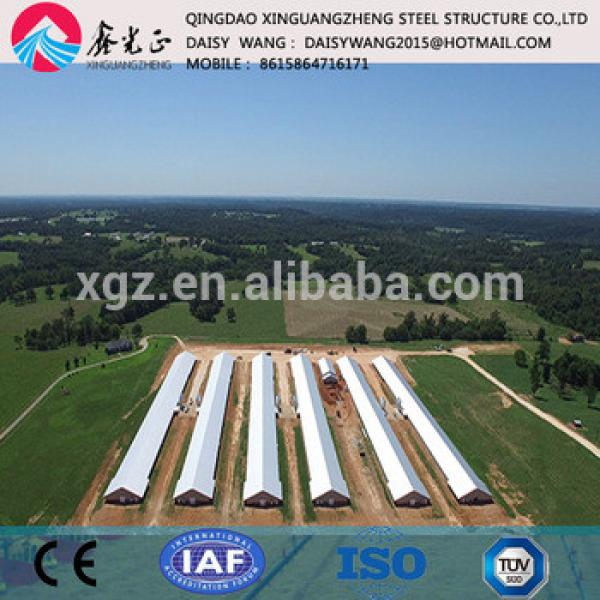 China supplier steel poultry house farm one stop service #1 image