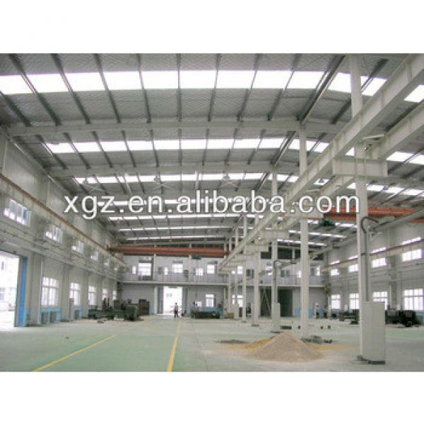 steel structure factory shed design #1 image
