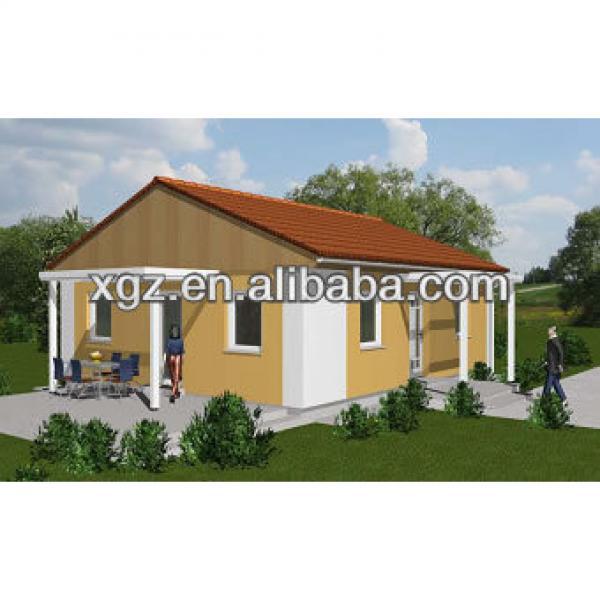 hign quality popular prefab house #1 image