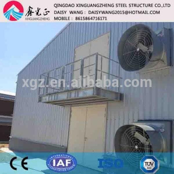 Moder metal poultry chicken farm supplier China #1 image