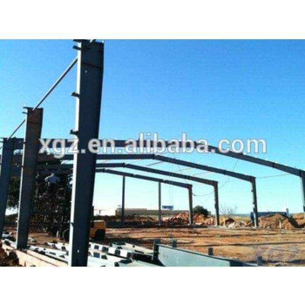 China prefab steel structure building for Ethiopia #1 image
