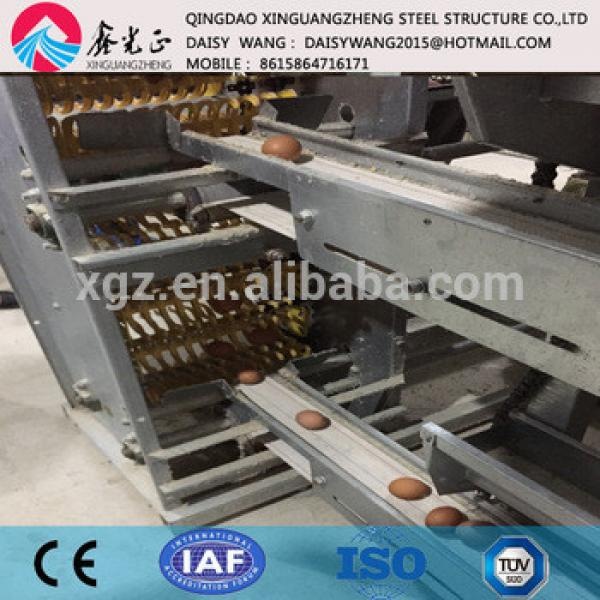 China layer egg chicken cage and house supplier #1 image