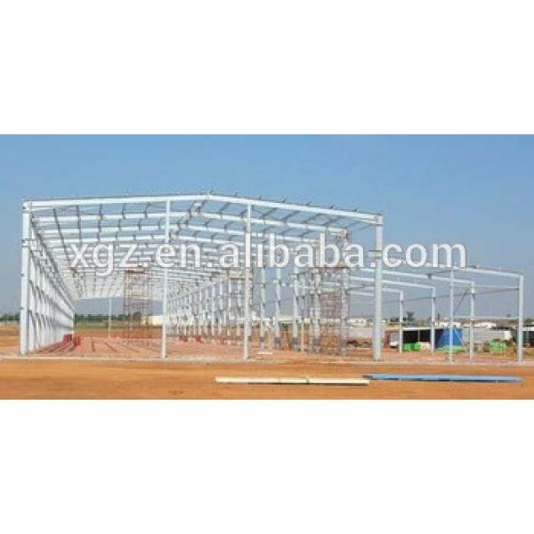 prefabricated steel structure building #1 image