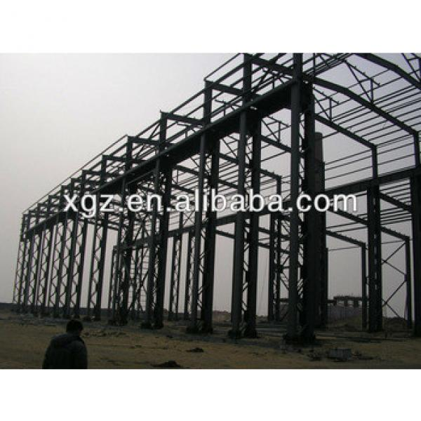 XGZ lower cost sandwich panel industrial layout design #1 image