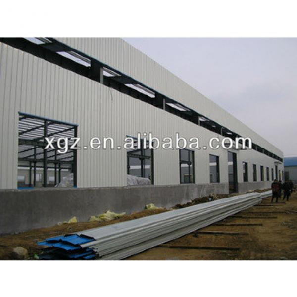 steel structure industrial hall #1 image