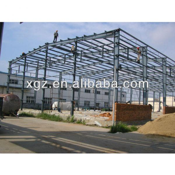Xinguangzheng steel structure warehouse storage costs #1 image