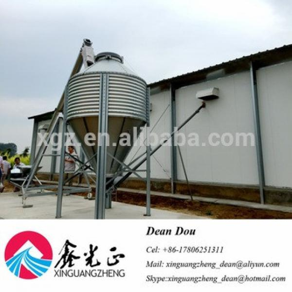 Automatic Device Chicken Egg Steel Poultry Farm Design Supplier #1 image