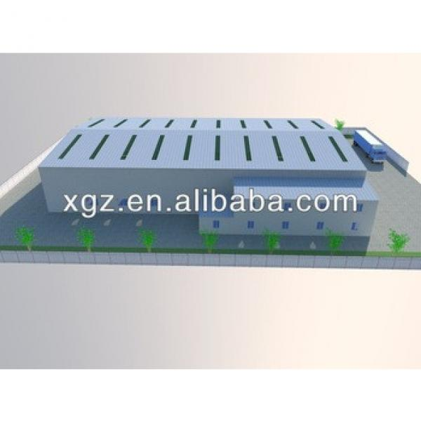 lightweight steel structural construction materials transit warehouse #1 image