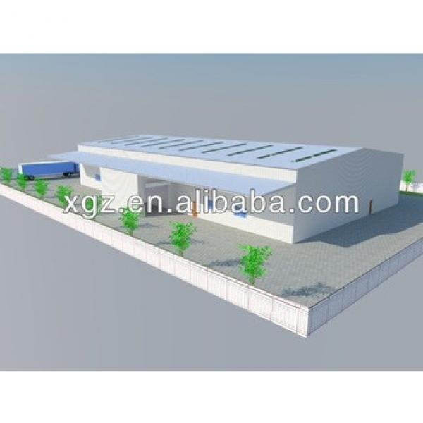 steel structural logistics warehouse transit warehouse #1 image