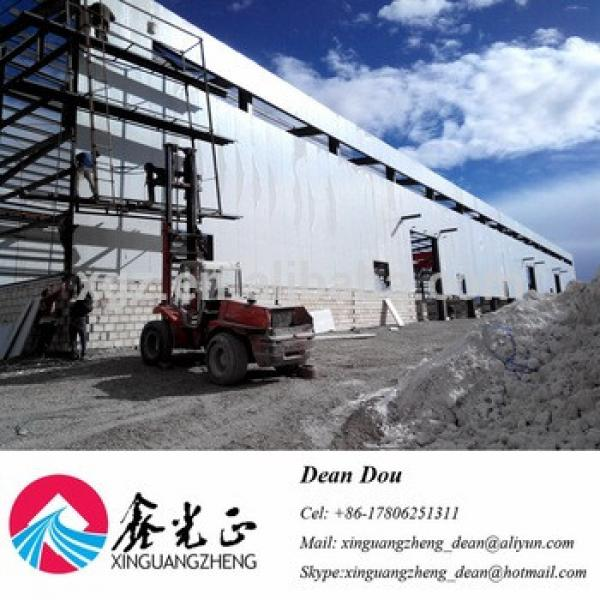 Automatic Equipment Chicken Egg House Galvanized Steel Poultry Farm Drawing #1 image