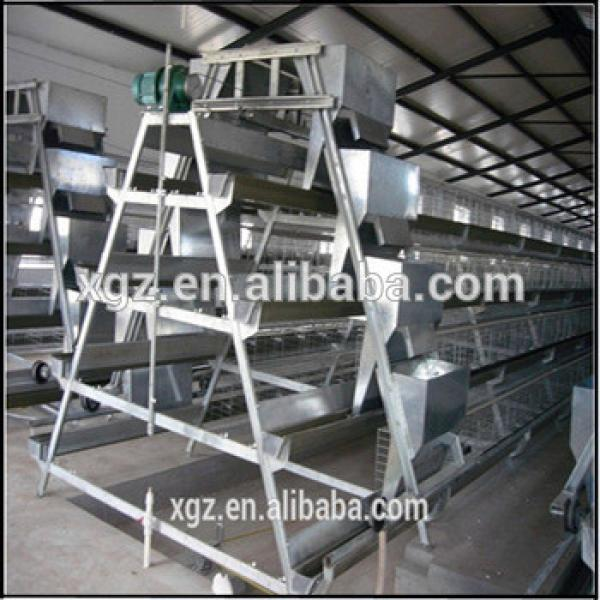 low cost structural steel Poultry Farm house and Equipment for sale #1 image