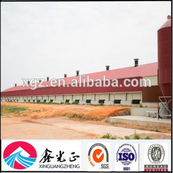 China prefab poulty chicken house for sale #1 image