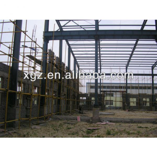 ecnomical light steel structure workshop/shed/warehouse for sales #1 image