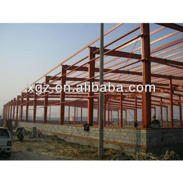 steel structure pre fabricated worksop #1 image