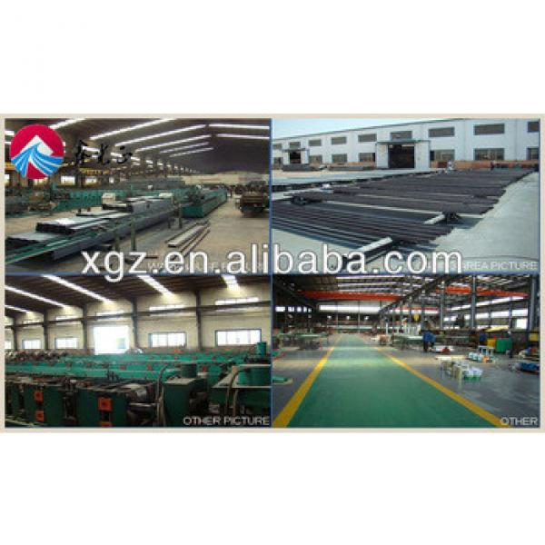 XGZ light metal frame structures warehouses #1 image