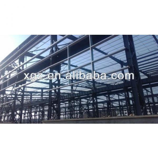 prefabricated metal structure for storage #1 image