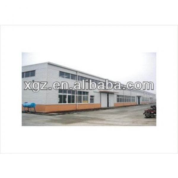 Light Steel Structure industrial building plans #1 image