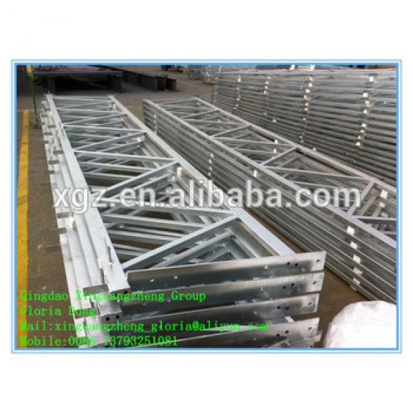 Q235 zinc plating steel material and A type frame type modern layering chicken house #1 image