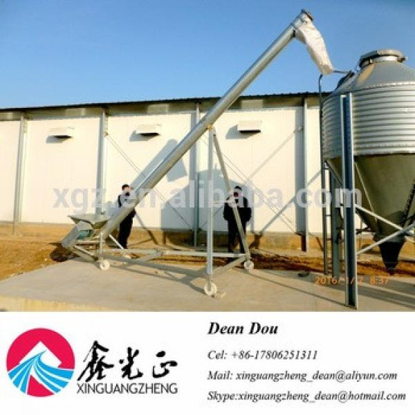 Automatic Equipment Chicken Egg House Steel Structure Poultry Farm Manufacturer #1 image