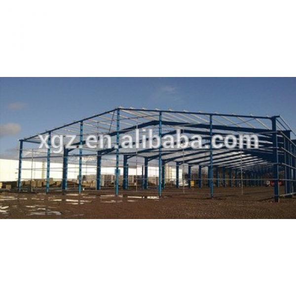 Prefabricated warehouse steel structure workshop #1 image